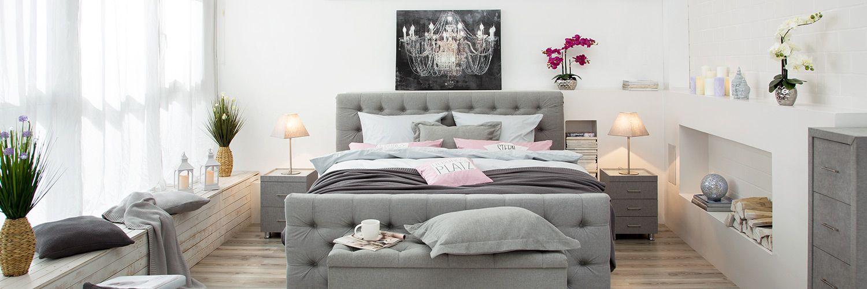 Sweet Dreams –  das gemütliche Schlafzimmer