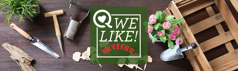 KEYZERS® Pflanzen- und Blumenwelt