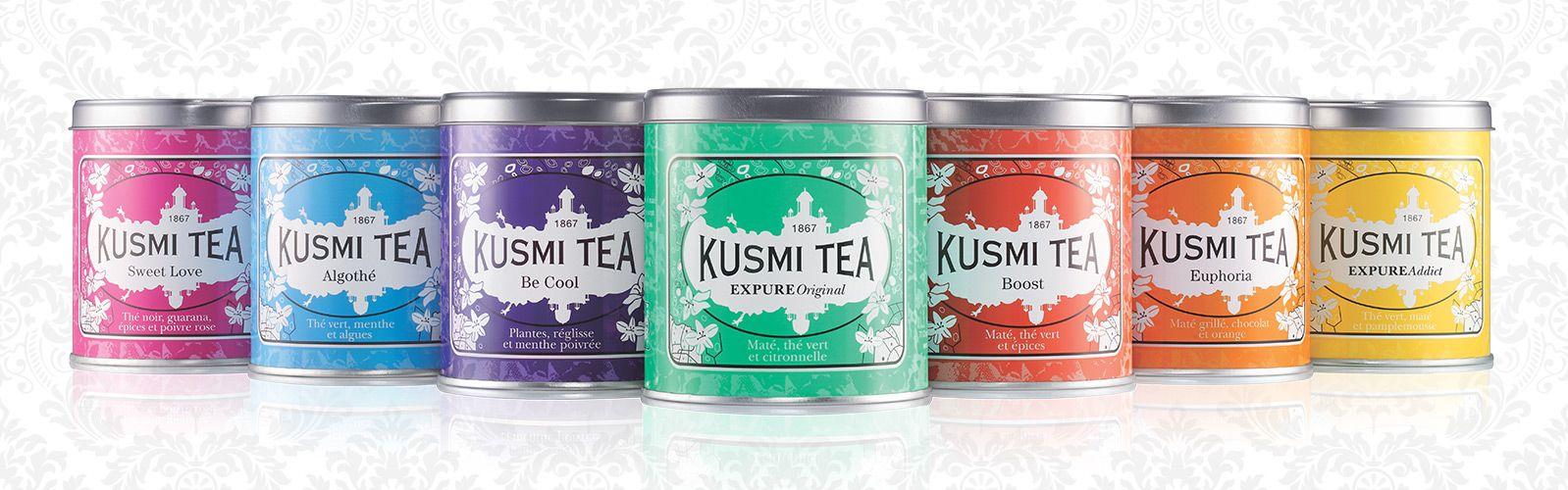 KUSMI TEA Teehaus