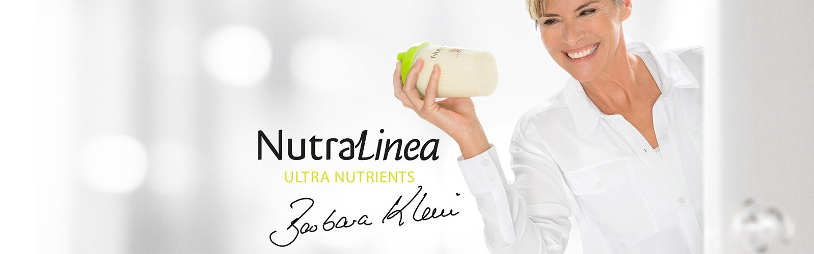 NUTRALINEA by Barbara Klein