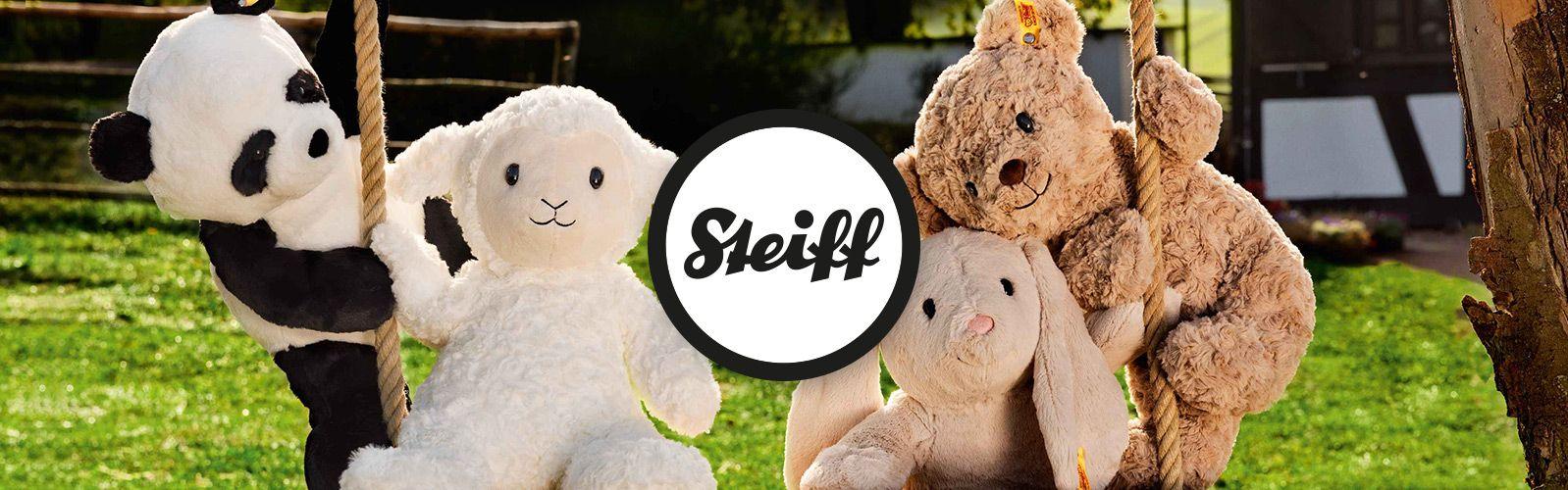 STEIFF Kuscheltiere & Teddybären