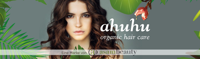 ahuhu oragnic hair care Haarpflege
