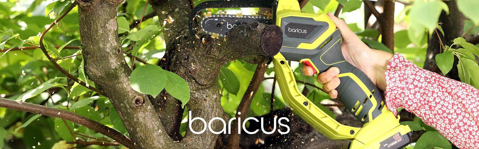 BARICUS Garten-Elektrogeräte
