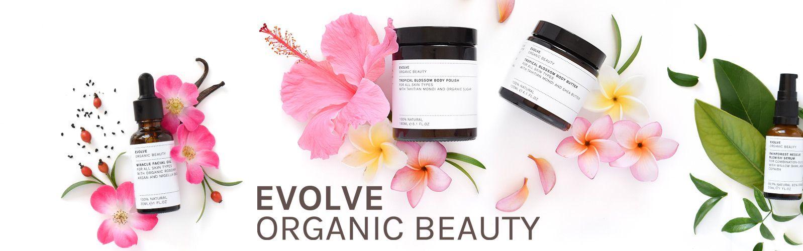 EVOLVE ORGANIC BEAUTY Hautpflege