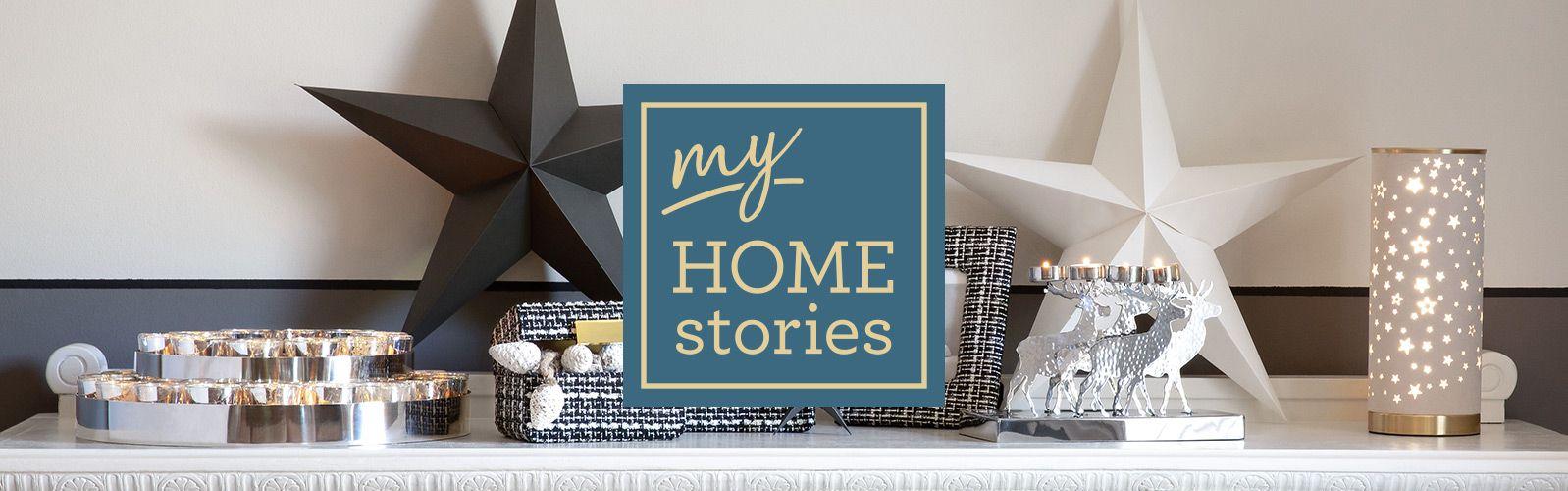 my HOME stories Kleinmöbel und Accessoires
