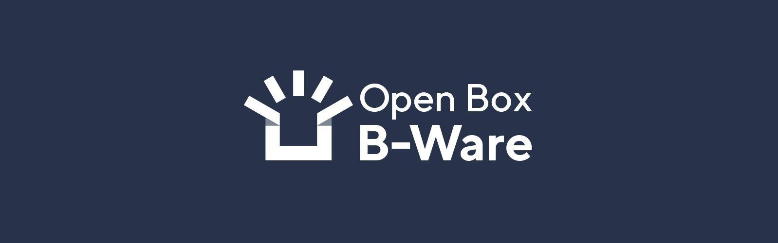 Open Box B-Ware