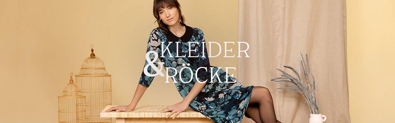 Herbstliche Kleider Rocke Online Bestellen Qvc De