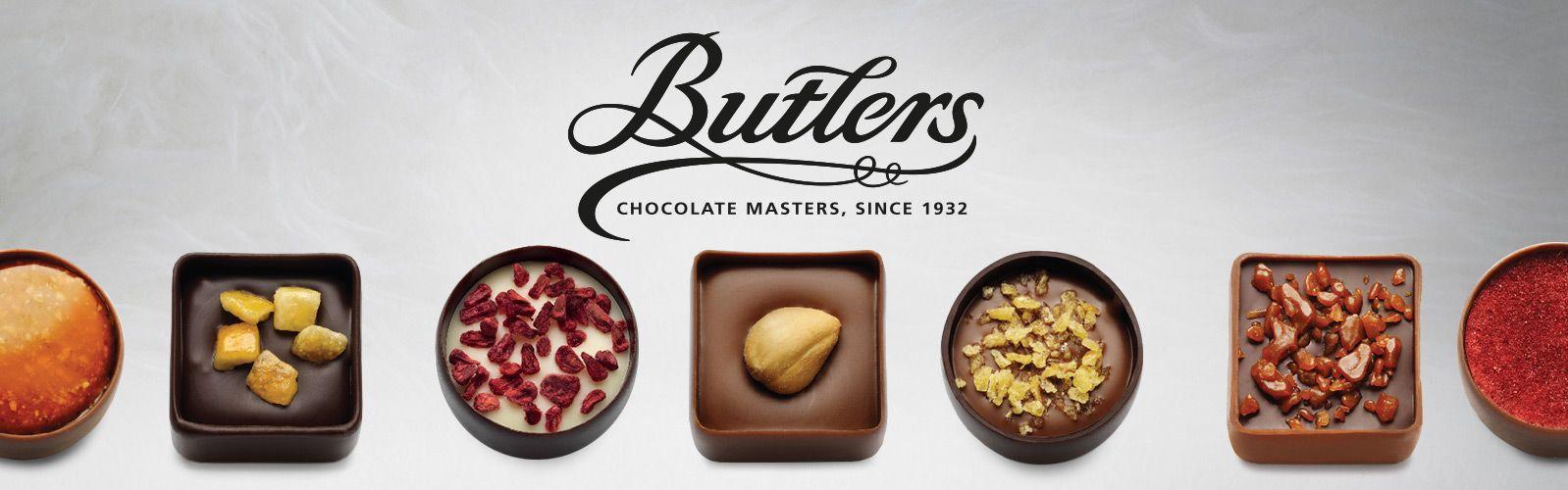 BUTLERS Premium-Schokolade