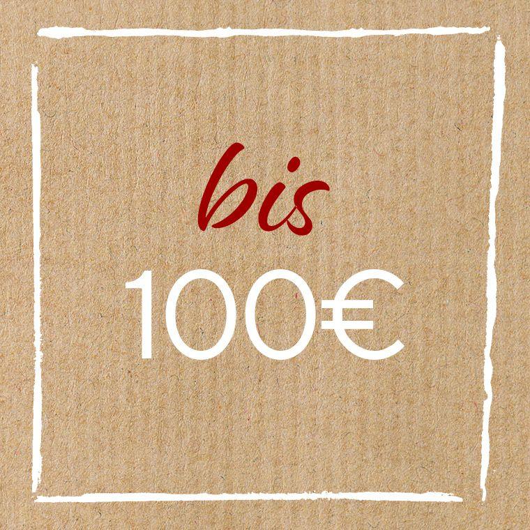 Geschenkideen bis 100 Euro