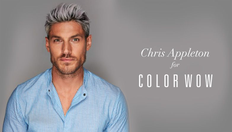 Chris Appleton for Colour Wow