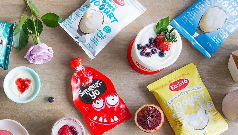 Easiyo yoghurt