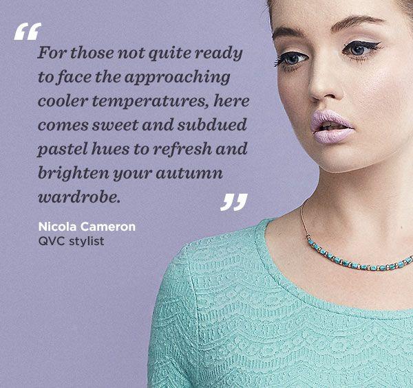 The Style List: Autumn Pastels