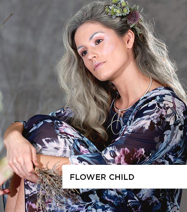 The Style List - Flower child