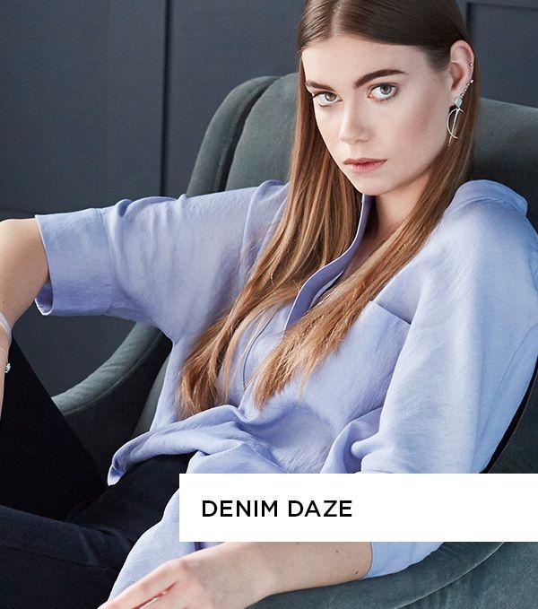 The Style List - Denim Daze