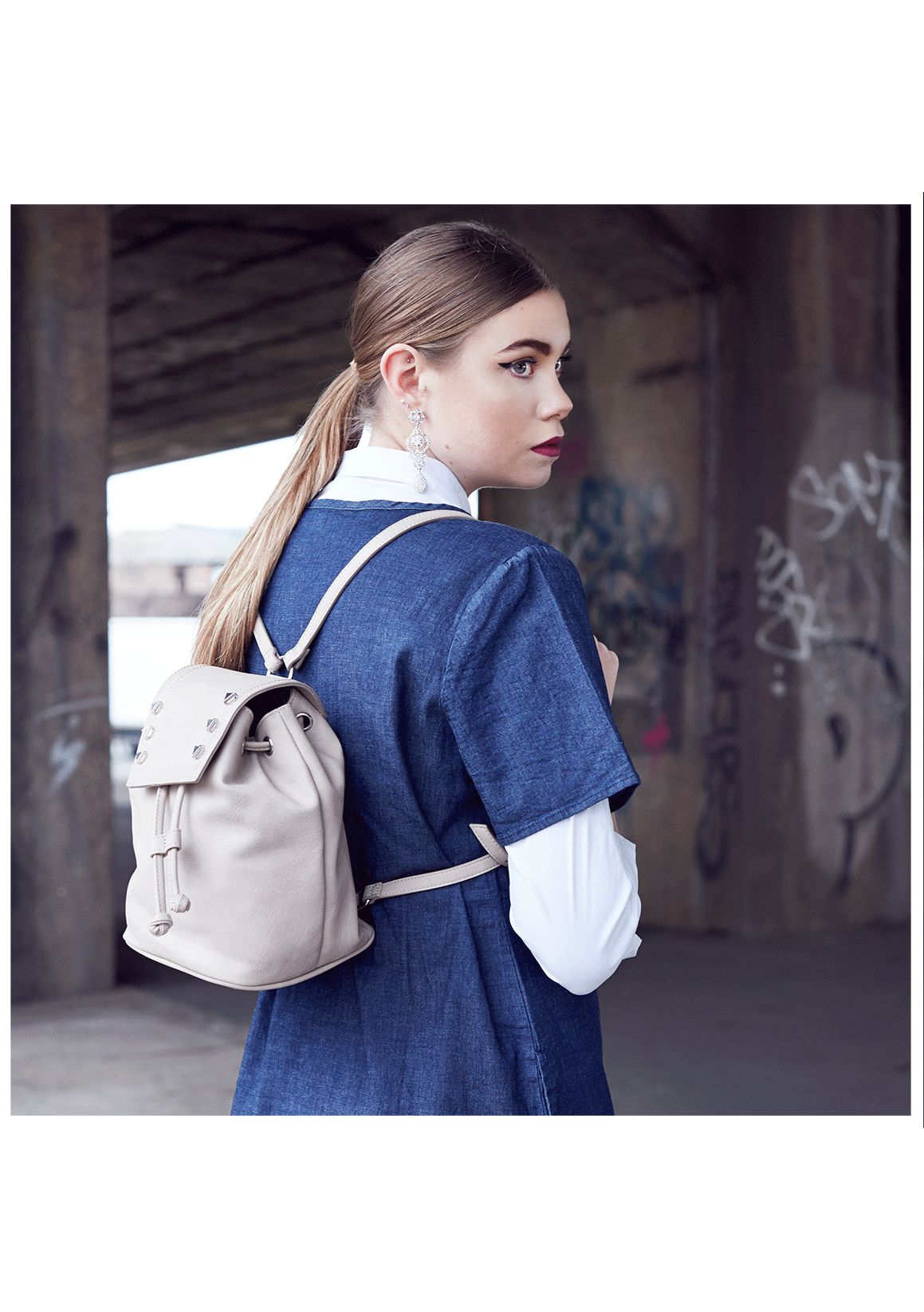 Danielle Nicole Morgan Backpack