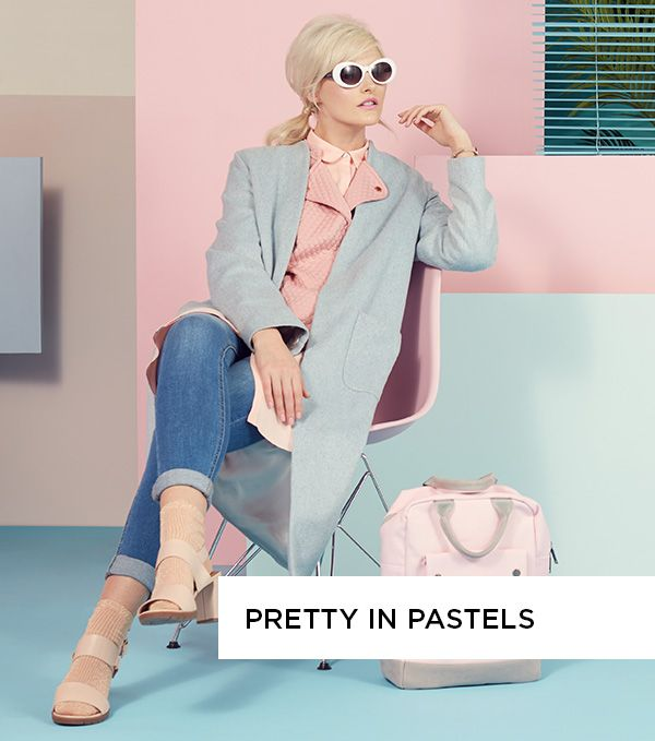 The Style List - Pretty in Pastels