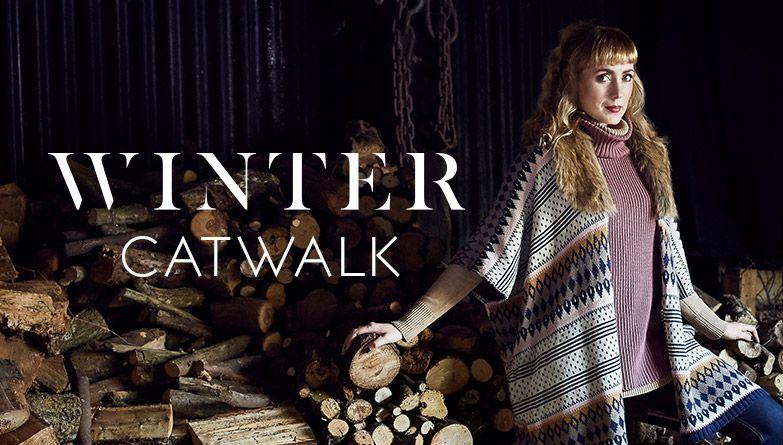 Winter Catwalk