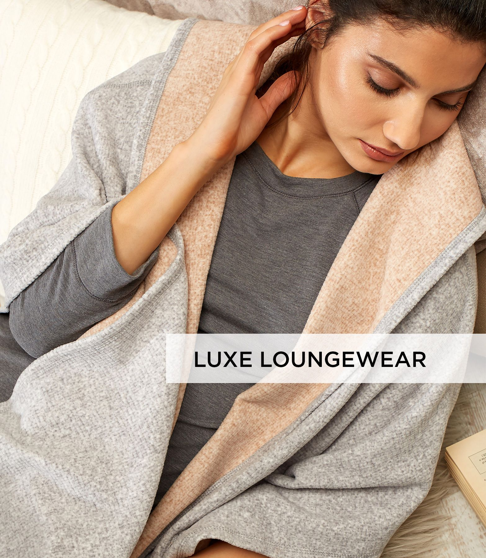 The Style List - Party SeasonThe Style List - Luxe Loungewear