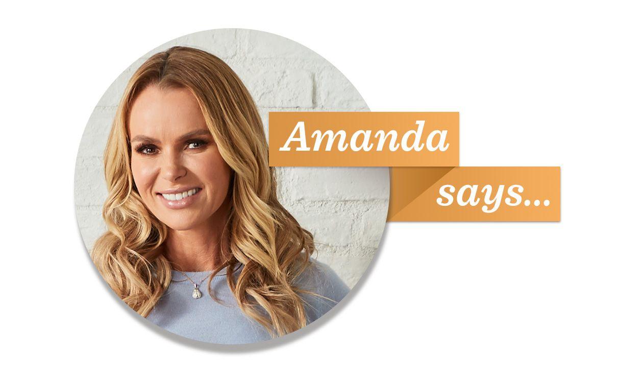 Amanda says...