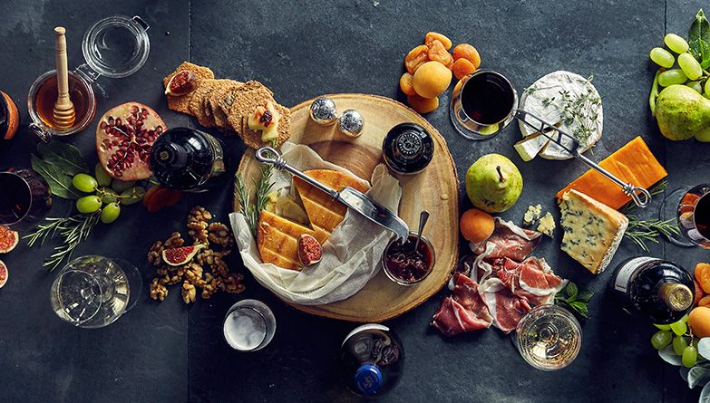 Hosting tips and choosing wine