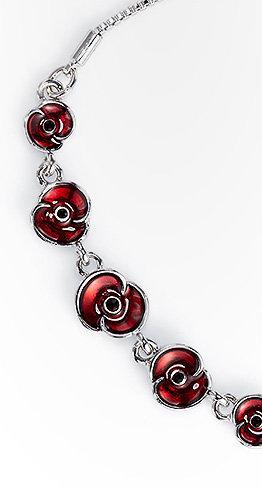Poppy Thin-Bracelet