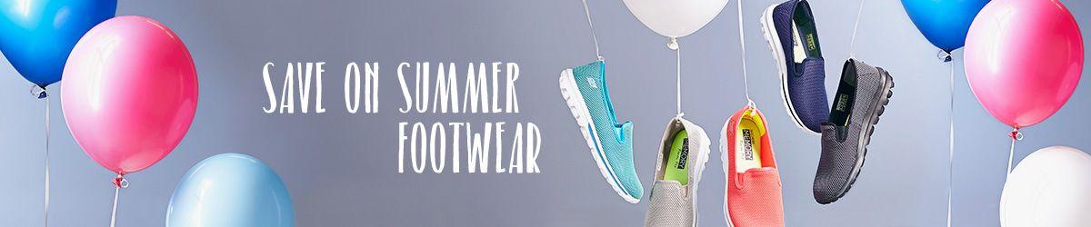 Summer Footwear Clearance