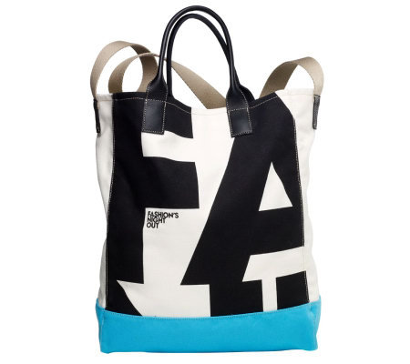 Vogue-Designed FNO Fashion Targets Breast Cancer CFDA Tote