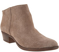 Lucky Brand Women's Leather Ankle Bootie - Bremma - S9136