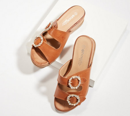 Patrizia by Spring Step Embellished Sandal - Impression
