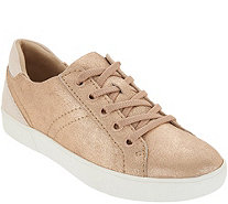 Naturalizer Lace-Up Leather Sneaker - Morrison - S9185