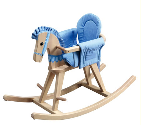 Teamson Kids Zoo Kingdom Pony Rocking Horse