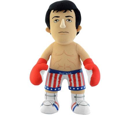 Bleacher Creatures Rocky Balboa Plush Figure