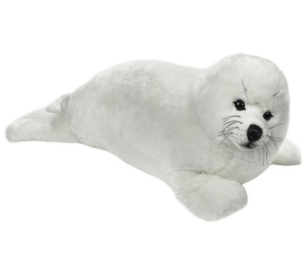 Lelly National Geographic Giant Seal Plush