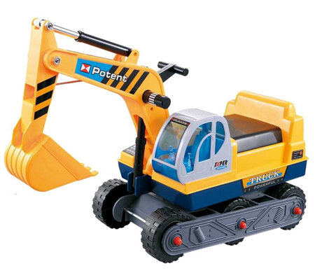 Kid Motorz FTF Tractor with Excavator
