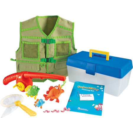 Pretend & Play Fishing Set by Learning Resources