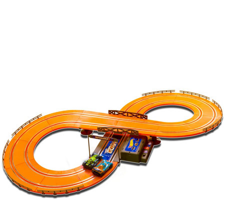 Hot Wheels Battery Operated 9.3' Slot Track