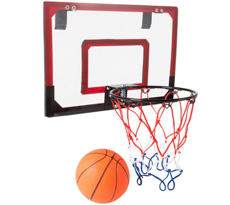 Hey! Play! Mini Basketball Hoop with Ball