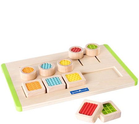 Guidecraft Tactile Matching Maze
