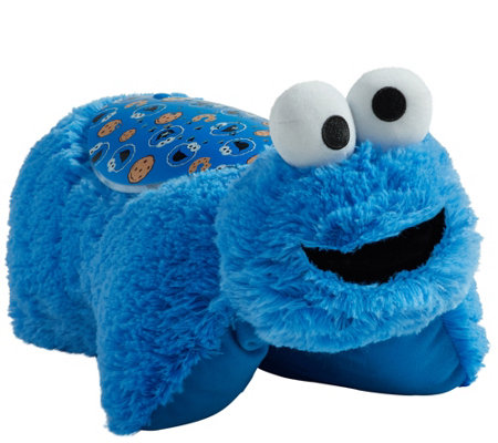 Pillow Pets Cookie Monster Sleeptime Lites