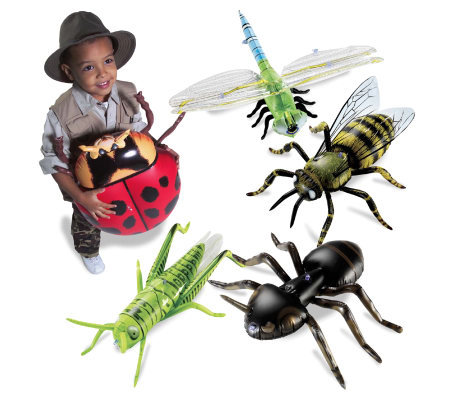 Inflatable Insects by Learning Resources