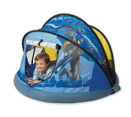 Batman Ready Bed Tent Page 1 Qvc Com
