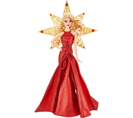 2017 Holiday Keepsake Collector Barbie Doll by Mattel