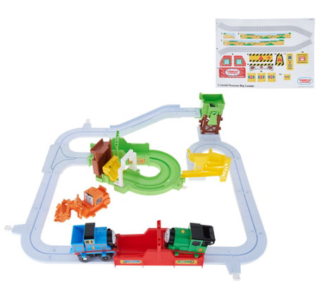 Thomas the Train Big Loader Motorized Train Set