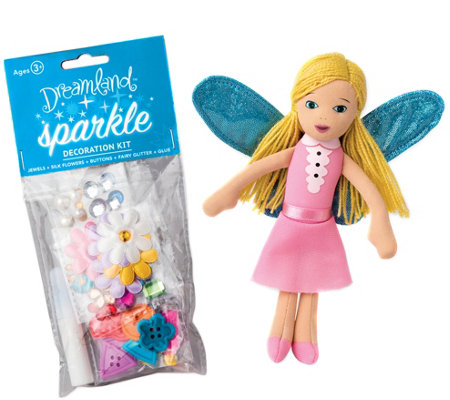 Dreamland Fairy Doll and Sparkle Kit