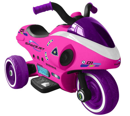 Kid Motorz Space Jet 6v Ride On Vehicle