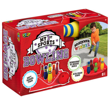 Alex Brands POOF My 1st Sports Bowling Set