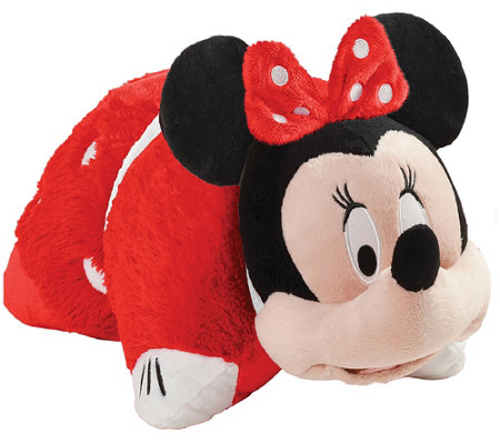 Pillow Pets Disney Rockin Dots Minnie Jumboz Stuffed Animal