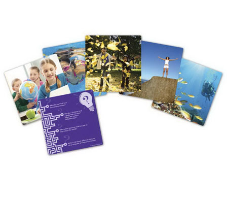 Set of 40 Snapshots Critical Thinking Photo Cards