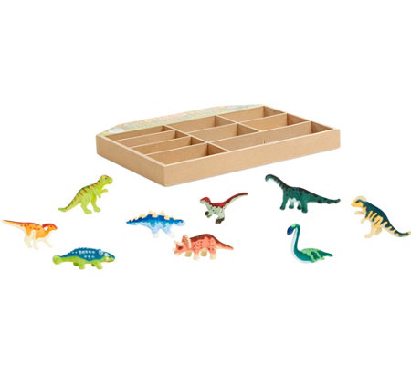Melissa Doug Dinosaur Party Play Set