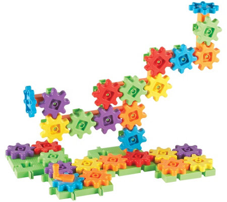 Learning Resources Gears! Gears! Gears! Beginner Building Set